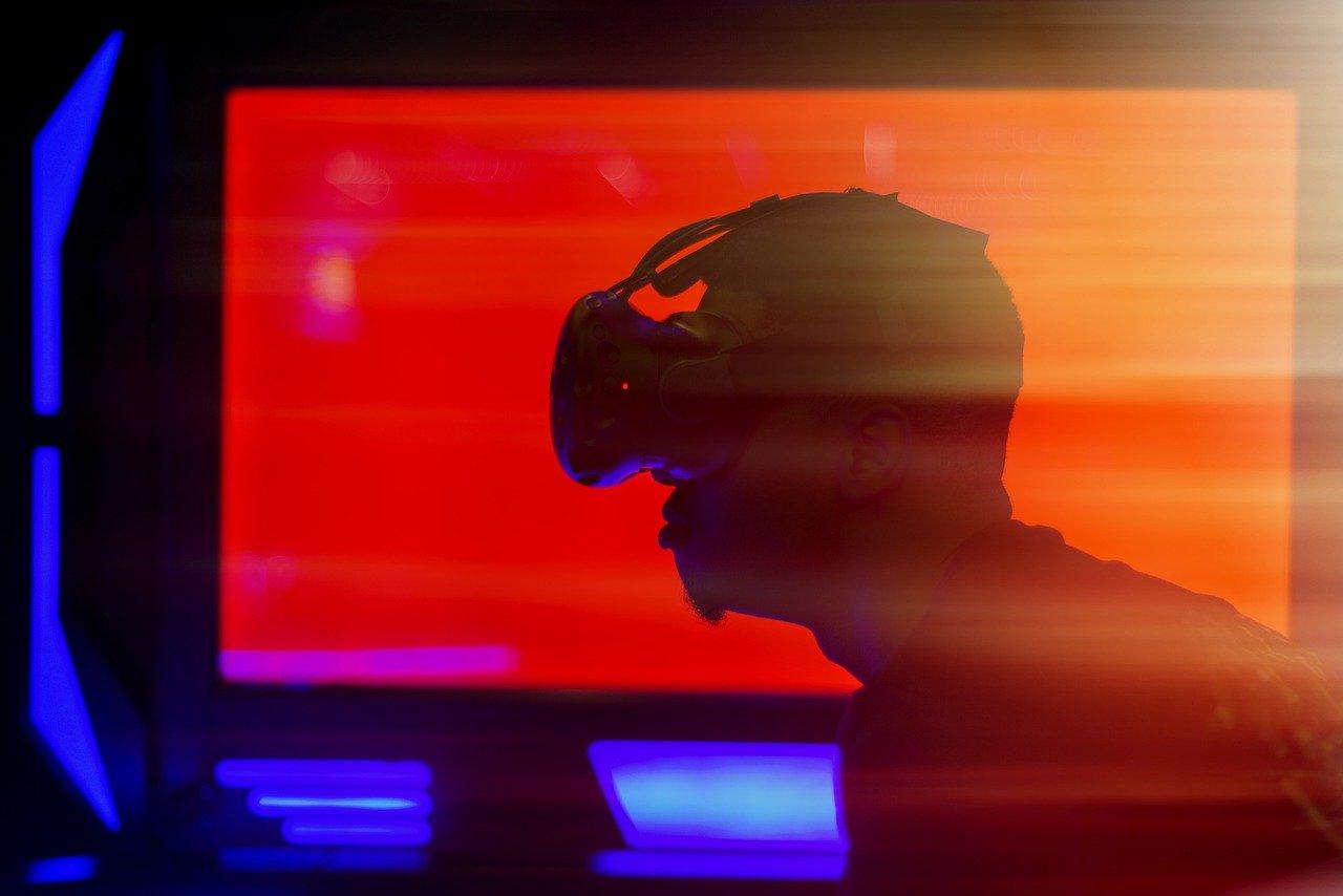 virtual reality, vr headset, vr
