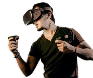 VR Headset Oculus Quest