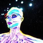 Goddess of Light in VR